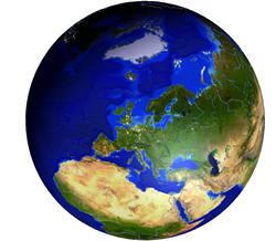 Hoe ziet de wereld kaart eruit wereldkaart - Bank thuismarkten van de wereld ...